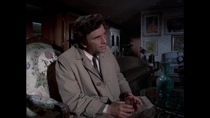 Коломбо - Сезон 1 (1971—1972) - Серия 1 Убийство по книге