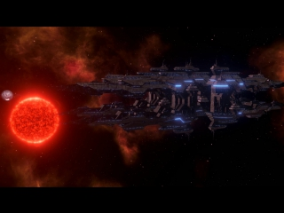 Stellaris Utopia - релизный трейлер (космическая стратегия, 2017)