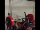 Оделл Мануэль - жим лежа 200 кг на 9 повторов
