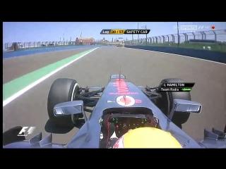 F1 2012. Гран-при Европы. Гонка