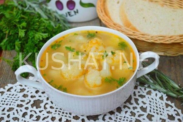Как сварить суп из капусты