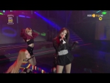 Black Pink - Playing With Fire + Boombayah @ 26th Seoul Music Awards 170119