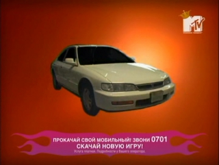 Две тачки, две прокачки / Trick It Out ......MTV..... СЕР-2 Honda Accord (1996) - Audiovision vs. Motor FX