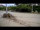 669 Крым. Дождь. Город Судак. 18 сентября 2016.