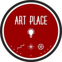 Логотип [Art Place] Творческое объединение/Самара