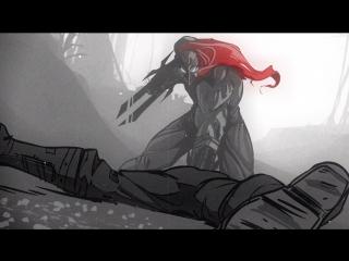Зед: Клеймо смерти | Анимационная мастерская League of Legends