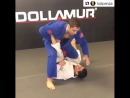 foot lock to be used when passing the guard
