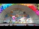 Локотанова Виталина с шуточным шоу-номером «Роза Барбоскина»