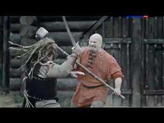 Николай Емелин - Русь. Видеоряд Бой Евпатия с Буяном (сериал Дружина)