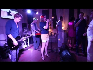 Космокот - Обними (Live at Clocks 03.08.2012)