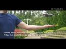 DJI Spark - управление жестами: PalmLand. Посадка на ладонь