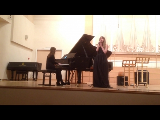 Tribul Ekaterina (grand piano- Ksenia Zhironkina) - Body&Soul