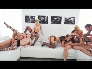 Frida Sante, Jillian Janson, Katerina Kay, Natasha Starr, Zoey Monroe