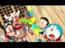 Дораэмон: Остров сокровищ Нобиты / Doraemon the Movie: Nobita's Treasure Island   Трейлер  Март 2018