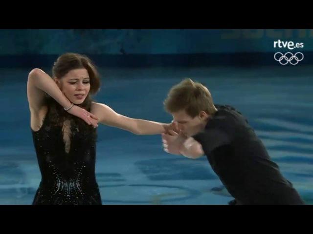 Ilinykh Katsalapov Gala Sochi 2014
