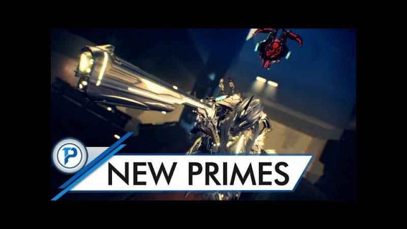 Warframe: Sybaris Prime And New Prime Info