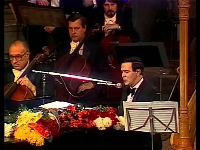 Концерт Магомаев - Мои любимые мелодии