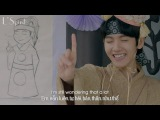 Engsub+Vietsub A lot like love - Baek Ah Yeon - Moon Lovers Scarlet Heart Ryeo OST Part 7