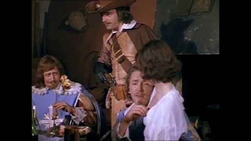 D'Artanyan I Tri Mushketyora. Episode 2 D'Artagnan And The Three Musketeers [english subtitles]
