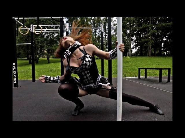 Artistic Street Workout - El Tango de Roxanne 4k