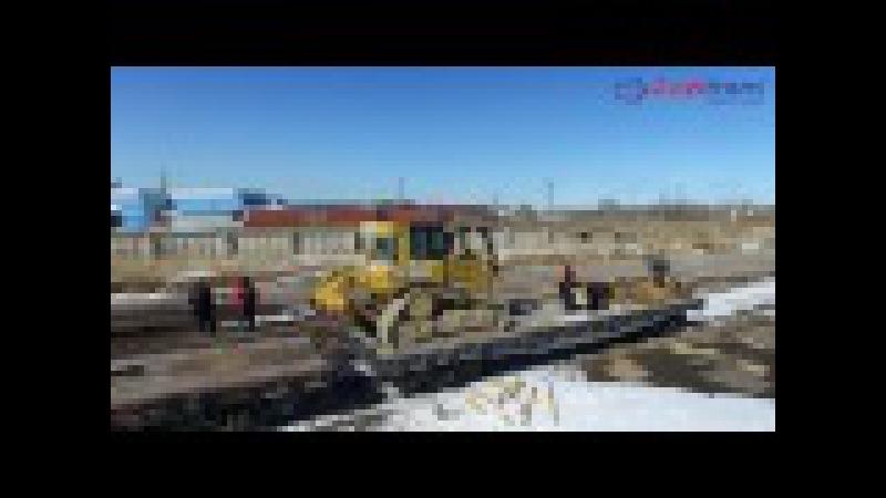 Kazakistan Demir Yolu Taşımacılık Projesi