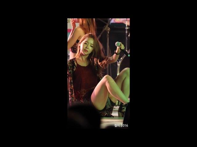 20160929 FULL-HD 마리오네트(Marionette) 스텔라(Stellar) 효은 BY 철이 - 흑석동 중앙대학교 대동제(직캠/fanc
