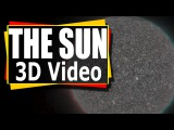 4K Video  3D Anaglyh UHD NASA STEREO Mission - 10 Years Observation Of The Sun