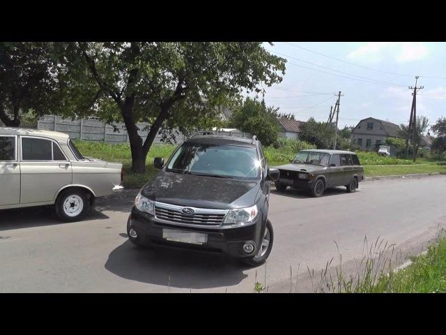 Параллельная парковка задним ходом или Европарковка Парковка 3