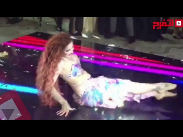 Oxana Bazaeva | Оксана Базаева - Tabla -اتفرج | رقصة ساخنة في فرح ساندي تهز عر1