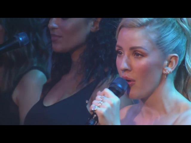 Ellie Goulding - Love Me Like You Do (Live the New Range Rover Velar in New York, USA 2017)