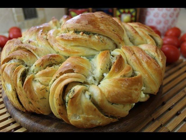 Рецепт- Чесночные булочки » Freewka.com - Смотреть онлайн в хорощем качестве