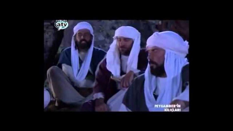 Худ. фильм. Мечи Пророка Мухаммада (мир ему и благословения Аллаха) atv ihsan ru HD
