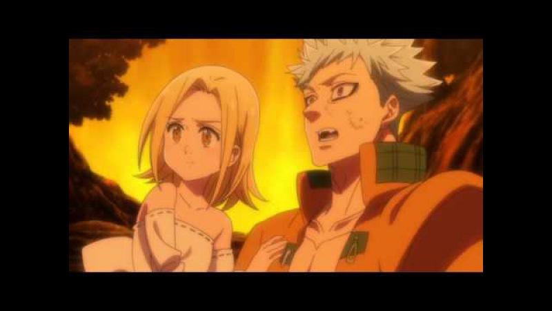 Аниме семь смертных грехов OVA 1