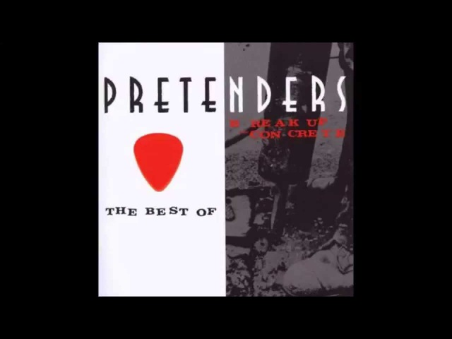 The Pretenders - Spiritual High [State Of Independence]