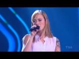 Marie-Eve Fournier - Since I've Been Loving You (Blind Audition) La Voix Quebec 2014