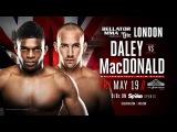Rory MacDonald vs Paul Daley PROMO HD rory macdonald vs paul daley promo hd