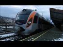 UZ HRCS2 001 czyli Hyundai Rotem jako pospieszny relacji Przemyśl Gł Kiev Pass RP1