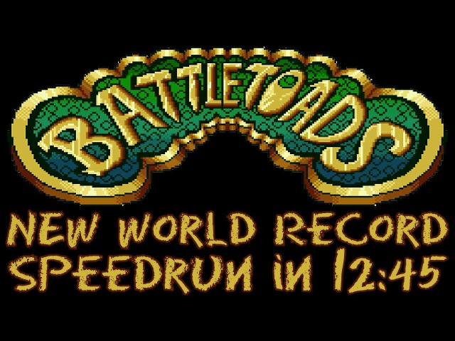 Battletoads (NES) Any in 1245 (Former Record)