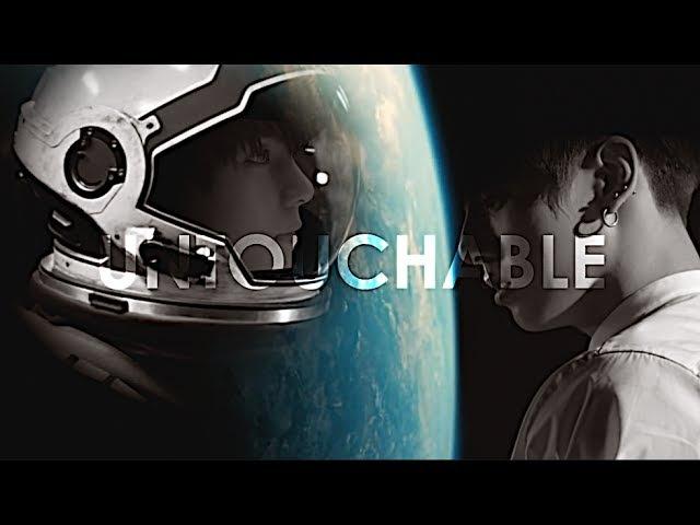 Taekook ☾ untouchable [astronaut au]