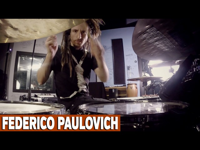 Performance Spotlight Frederico Paulovich plays Delta