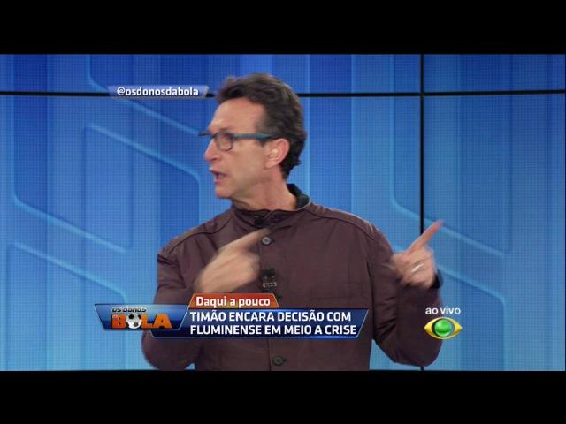 Neto: é injustiça não convocar Cássio para ser o titular da Seleção