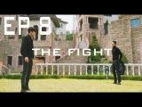 The K2  Fight Scene HD  Protecting Anna  Choir OST  EP 8  Ji Chang Wook