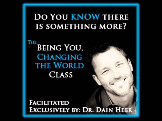 Being You, Changing the World-Ch 1 (Mp3 Audio)