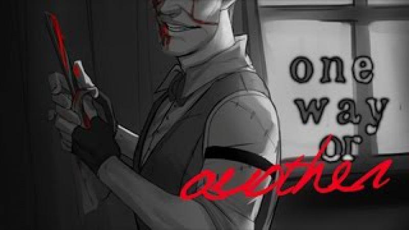 One Way or Another  Eddie x Waylon