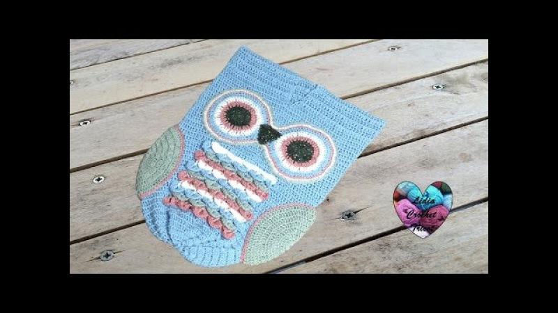 Cocoon hiboux crochet 1 2 Cocoon owl crochet 1 2 english subtitles