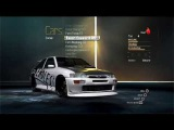 need for speed undercover - my cars (all cars) ps3
