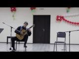 Ф.Лист Венгерская рапсодия 2 аранжировка Кацухито Ямашиты гитара Илия Ковалев