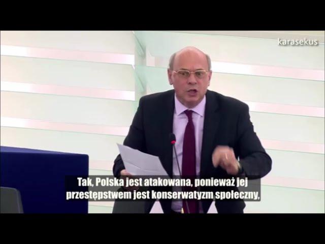 Jean Luc Schaffhauser To dopiero początek debata ws Polski