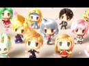 World of Final Fantasy End Credits Dance Scene