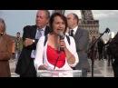 Discours de Christine Tassin à la manifestation en hommage aux policiers tués à Magnanville